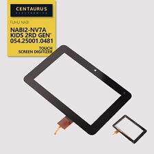 Touch Screen Digitizer For Fuhu Nabi Nabi2-NV7A Kids 2nd Gen 054.25001.0481
