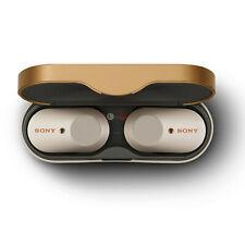 Sony WF-1000XM3 True Wireless Bluetooth HD Noise Canceling  Headphones- SILVER