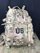 US MOLLE II Assault Pack, RFI Issue, MultiCam (OCP) 8465-01-580-0981 EUC #4