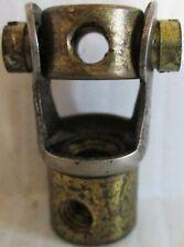 Meccano - 165 Cojinete de níquel Original-Usada Giratorio pocas marcas - 1st Class Post