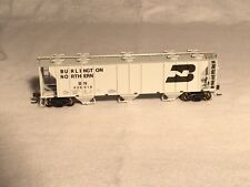 Athearn RTR HO PS 2893 3-Bay Covered Hopper Burlington Northern #435018 NIB