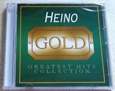 HEINO Gold Greatest Hits Collection SOUTH AFRICA Cat#CDGOLD(WB)7 Ships 2 USA $10