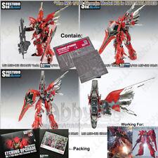 SH Studio Details up Photo Etch Set for MG 1/100 Sinanju ver ka OVA Gundam Model