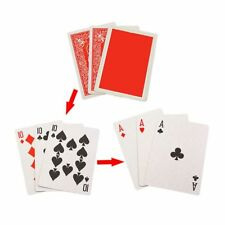 4 Cards 10 To A Transformer Magic Tricks Magic Props Close Up Magic Toy Kids Toy