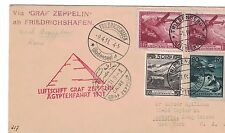 Liechtenstein C2, C6 & 102 - Graf Zeppelin Flight   #02 LIECHC2