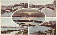 Bangor Posted Collectable County Down Postcards