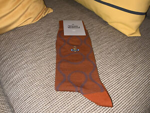VIVIENNE WESTWOOD SQUIGGLE SOCKS BRAND NEW MADE IN GREAT BRITAIN AW20