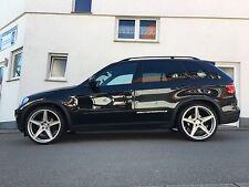 Aluräder Oxigin Oxflow 21 BMW X5 E70 X70 11x23 mit 315/25 R23 Michelin NEU