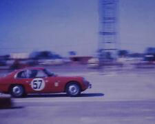 New! Vintage Color 8X10 1963 Sebring Osca GT1600