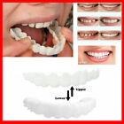 1Set TOP & BOTTOM Teeth Veneers Cover Instant Cosmetic Fix Cap Smile Perfect Set