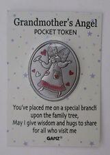 u Grandmother wisdom hugs to share special EVERYBODY'S ANGEL POCKET TOKEN charm