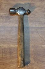 Old Used Tools,Vintage Craftsman 38466-24 oz.-M Ball Peen Hammer,Excellent