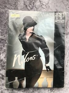 Brand New Black Pair of Tights of Pretty Polly Size L