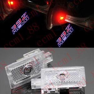 2x 392 HEMI Logo Car LED Door Projector Puddle Light HD For Chrysler 300 2005-19