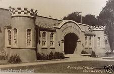 Municipal Plunge Corona City Park Corona California Postcard