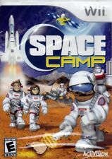 SPACE CAMP (Nintendo Wii Game)  FREE US SHIPPING
