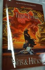 Test Of the Twins Dragonlance Legends III Weis Hickman Autographed Copy