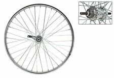 Wheel Master 24 Steel Cruiser/Comfort Bike Wheels/24In/Rr/28/B/O 3/8/Cp/