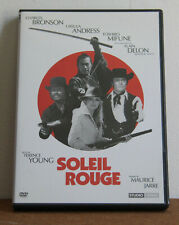 WESTERN - SOLEIL ROUGE - CHARLES BRONSON / ALAIN DELON / TERENCE YOUNG