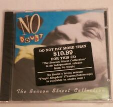 New CD! No Doubt -Beacon Street Collection (ORIGINAL 1995 PRESSING) sealed