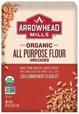 Arrowhead Mills Unbleached ORGANIC All-Purpose Flour 5 LB