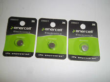 Enercell 2300317 (lot-of-3) Watch Battery #395