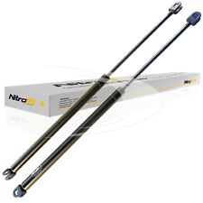 2PC REAR LIFTGATE TAILGATE LIFT SUPPORTS SHOCKS STRUTS PROPS ARMS RODS DAMPER