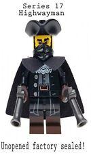 LEGO 71018 Minifigures Serie 17 - Highwayman - NUOVA SIGILLATA MAI APERTA