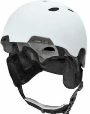 protection JUSTICIER snowboard/Casque ski XL Blanc / 59cm - 60cm ( Boa