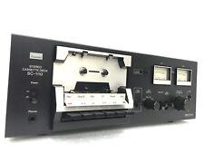 SANSUI SC-1110 Stereo Cassette Vintage 1977 Refurbished 100% Working Like New