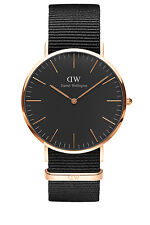Daniel Wellington DW00100148 Classic Cornwall Rosé 40mm Watch