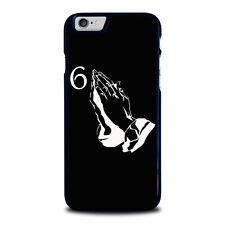 DRAKE PRAYING HANDS For iPhone 4/4S 5/5S 5C 6/6S 7 Plus SE Case Phone Cover