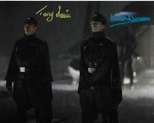 More details for star wars nick davison and terry davis rogue one signed 8 x 10 autographed photo