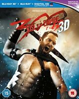 300 Rise Of An Empire [Blu-ray 3D  Blu-ray  UV Copy] [2013] [Region Free]