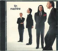 TIN MACHINE - Same / 1989er EMI USA - CD, No.: CDP-7-919900-2  /  David BOWIE !