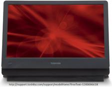 Toshiba PA5022U-1LC3 15.6-Inch USB 3.0 Powered Mobile LED-Lit Monitor