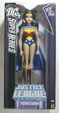"JUSTICE LEAGUE UNLIMITED 10"" WONDER WOMAN FIGURE BY MATTEL - NEVER OPENED N.I.B."