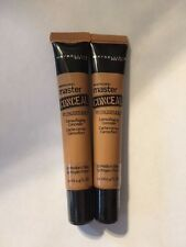 Lot of 2, Maybelline Master Conceal Camouflaging Concealer, 50 Medium/Deep!