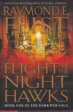 Flight of the Nighthawks Bk. 1 by Raymond E. Feist 2006 Book Other Unabridge
