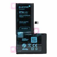 Bluestar Akku für IPHONE X 2716mAh Premium Batterie Handy Accu
