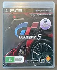 Gran Turismo 5 (Sony PlayStation 3, 2010)  ps3 game