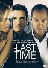 DVD ZONE 2--THE LAST TIME--KEATON/FRASER/VALLETTA/CALEO