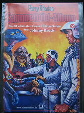 PERRY RHODAN, SAMMELBILD - ALBUM, COVER  B, 2. Edition, NEU mit allen Bildern