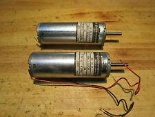 Dunkermotor Typ GR 32  in 24V ca 25W