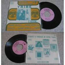 TRIBE - Tribe / Learn To Love Rare French PS Psych Funk 74 NM