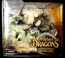 McFarlane Toys Fire Clan Dragon Series 1 Quest for Lost King Action Figure 2005