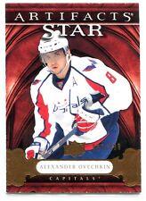 2009-10 Artifacts 136 Alexander Ovechkin /999 Star