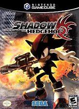 Shadow the Hedgehog (Nintendo GameCube, 2005) Complete Working