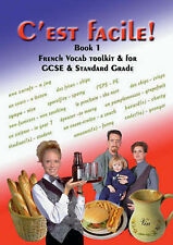 C'est Facile: French Vocabulary Toolkit for GCSE and Standard Grade by Hearn, S