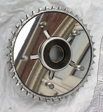 SUZUKI GSX 1400 MIRROR POLISHED STAINLESS STEEL REAR SPROCKET COVER CHAIN